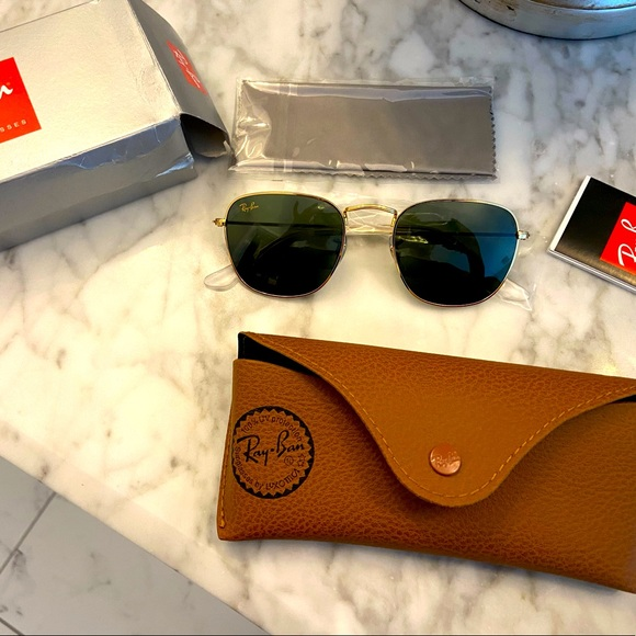 Ray-Ban 3857 FRANK sunglasses